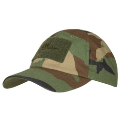 HELIKON-TEX BBC Cap Canvas - US WOODLAND