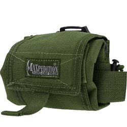 MAXPEDITION - Mega ROLLYPOLY™ Folding Dump Pouch - Green