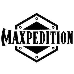 MAXPEDITION Vertical GP Pouch - Low Profile - Black