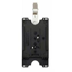 CardKeep Original Dubbel korthållare med metallclip