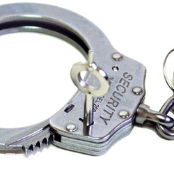 NIJ Certified Stainless Steel Police Professional Handcuffs