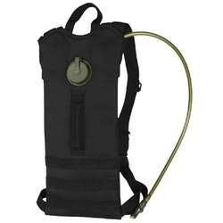 MIL-TEC by STURM BASIC WATER PACK WITH STRAPS - Svart