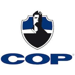 """COP Paracord Bracelet """"Survival Bracelet"""" Thin Blue Line Armband"""