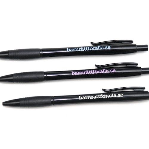 Barnrätt för alla-penna (3 st)