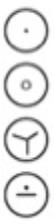 Goldi Sauger naturgummidinapp, 6m+, EUKJ700020065
