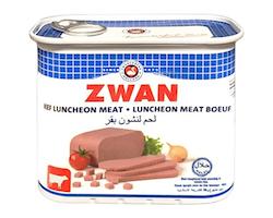 Zwan Biff Luncheon 340g