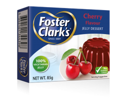 Foster & Clark Jelly Körsbär 85g