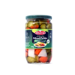 Durra Mixed Pickles 720g