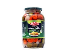 Durra Mixed Pickles 1400g