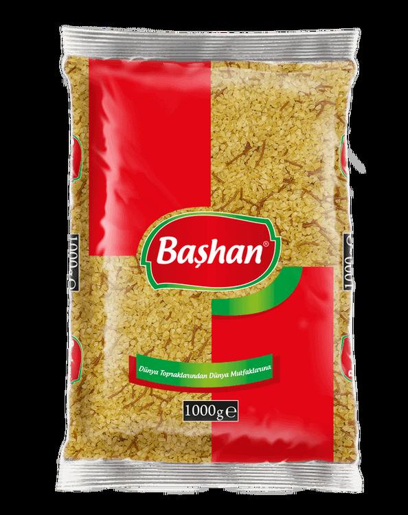 Bashan Bulgur Sehriye Midyat 1kg