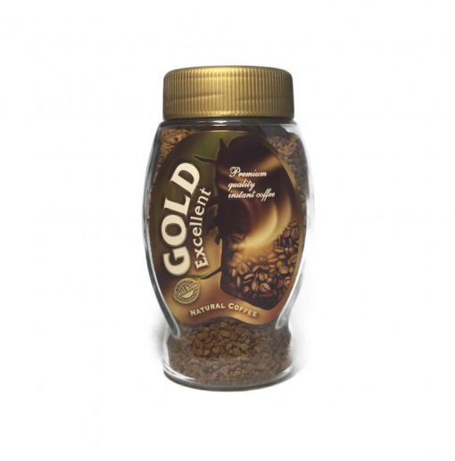 Kaffe Gold 200g