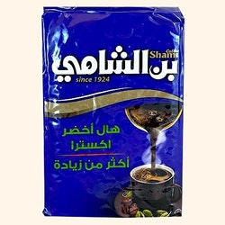 Kaffe Shami blå 500g