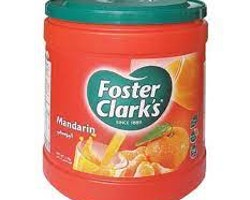 Foster & Clark Instant Drink 2,5kg Mandarin