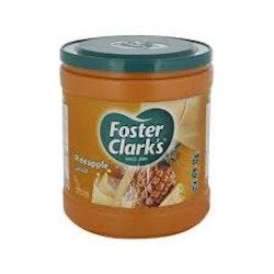 Foster & Clark Instant Drink 2,5kg Pineapple