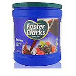 Foster & Clark Instant Drink 2,5kg Berries