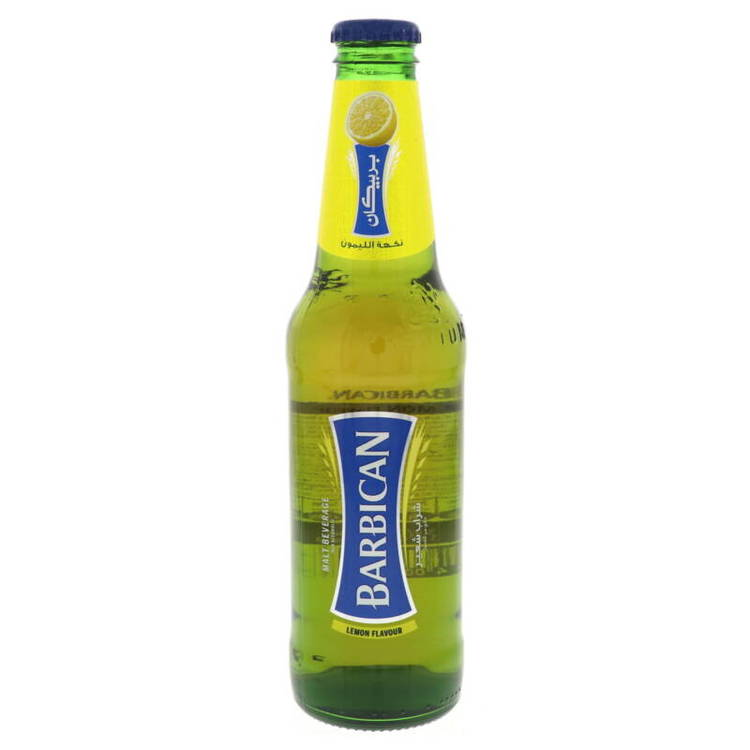 Juice Barbican Citron 200ml