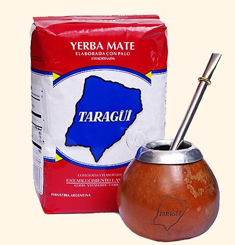 Yerba Mate Te Taragui 1kg