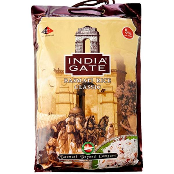 Ris India Gate Classic Basmati 5kg