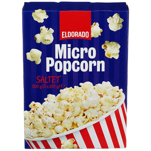 Popcorn Micro Eldorado 100g