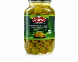 Durra Fyllda Oliver med Paprika 1400g