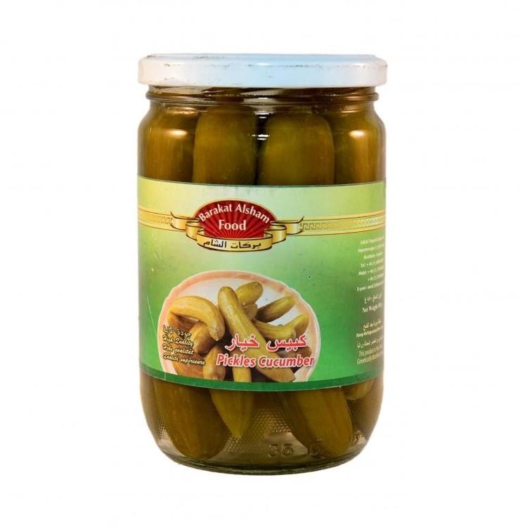 Gurka Pickles Barakat Alsham 500g