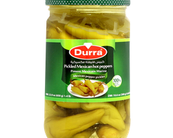 Durra Pepperoni Mexican Pickles 650g