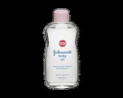 Baby Oil Johnsons 500ml