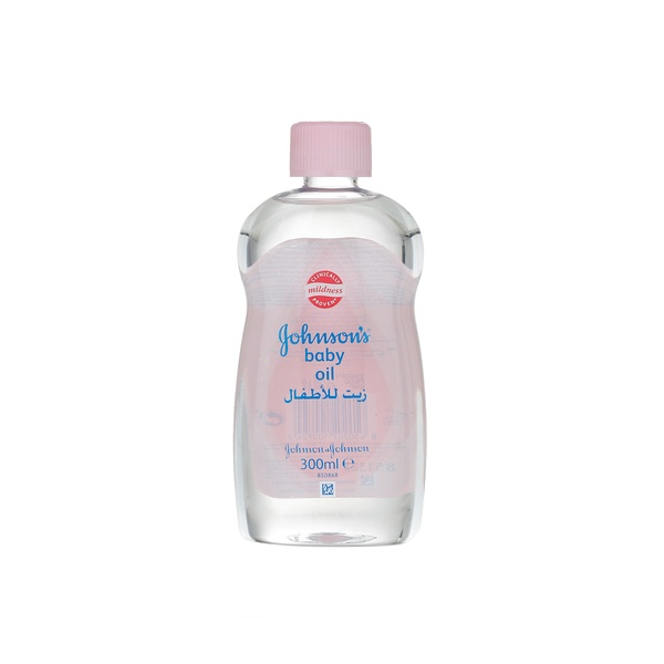Baby Oil Johnsons 300ml