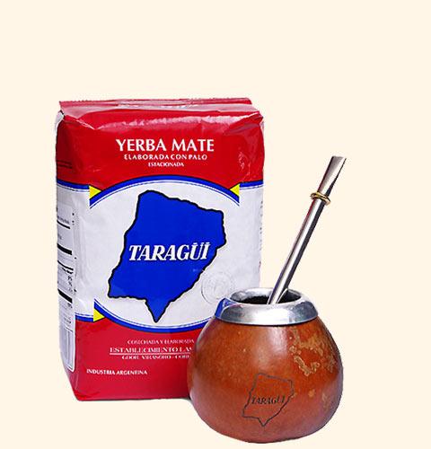 Yerba Mate Te Taragui 250g