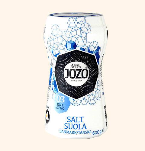 Salt JOZO utan jod 600g