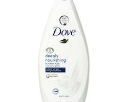 Dove Shower Deeply Nourishing 450ml