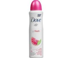 Deo, spray Dove 150 ml Go Fresh Pomegranate