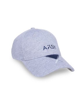 DESTIN GREY BASEBALL CAP
