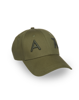 ELUF OLIVE BASEBALL CAP