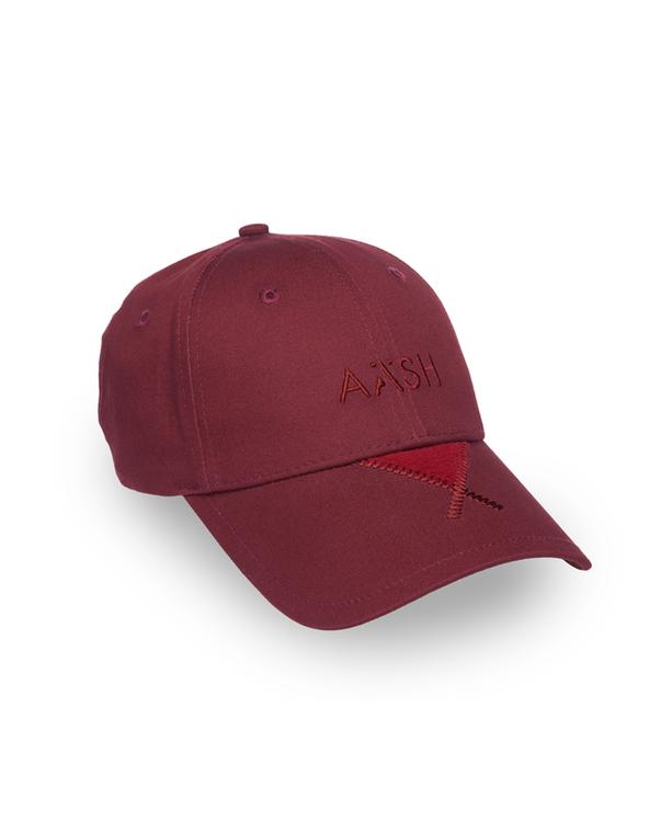 DESTIN MAROON BASEBALL CAP