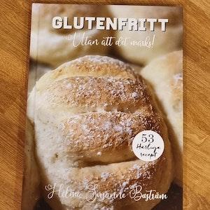 Bok Glutenfritt Utan att det märks!