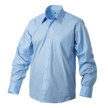 Clique Skjorta Ljusblå Stl L