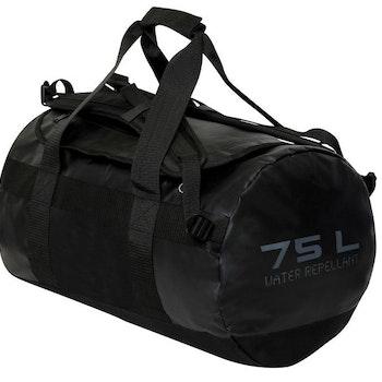 Clique 2-IN-1-Bag 75L Svart