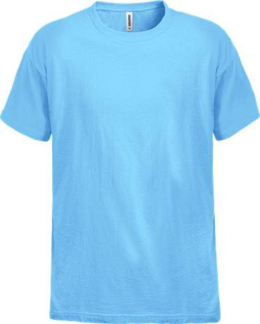 Acode T-shirt BSJ Ljusblå Strl L