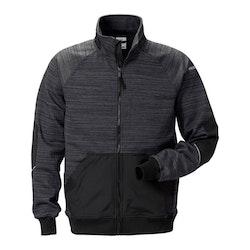 Sweatshirtjacka 7052