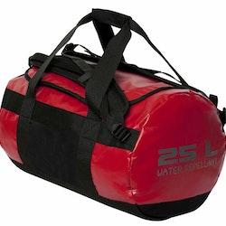 Clique 2-IN-1 Bag 25L Röd