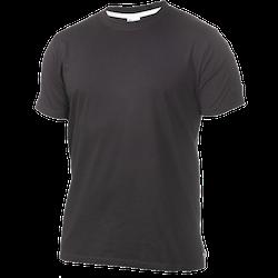 Texstar T-Shirt Crew svart