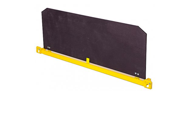 Öppningsbar plattform, toppbomlag 1601 mm