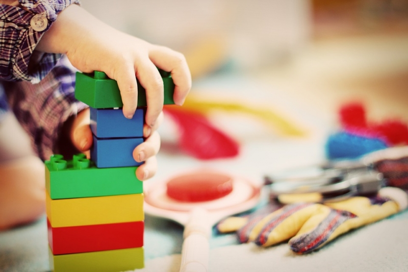 Montessoripedagogik - grundtankar - material