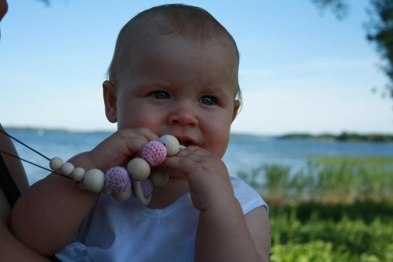 Konsten att fånga babys uppmärksamhet vid matning