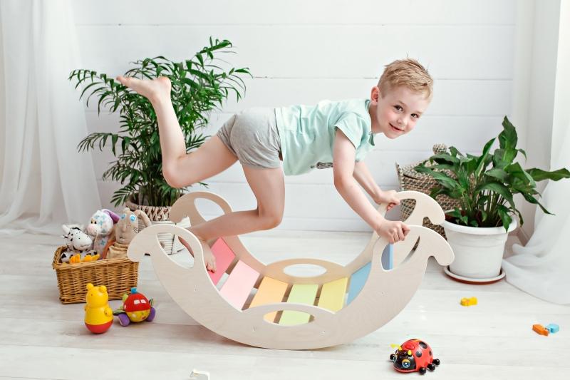 Utveckla barnets motorik