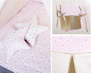 Prinsessa - rosa tipitält för barn