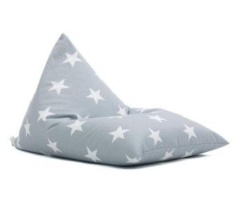 Star - grå barn saccosäck