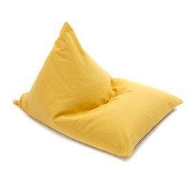 Solsken - gul saccosäck barn