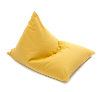 Gul saccosäck från Only Handmade
